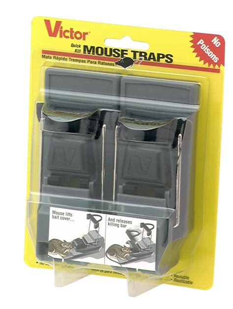 victor kill mouse trap 2pk the home depot canada