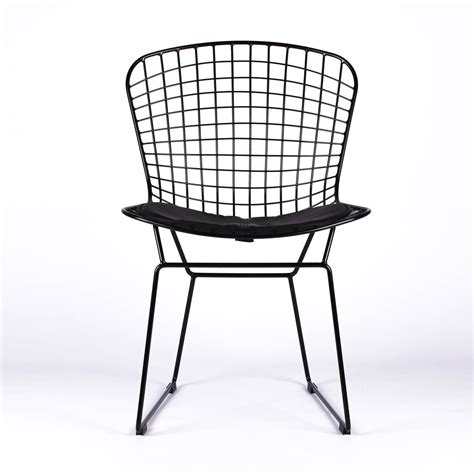 wire dining chairs black mesh wire dining chair furniture la maison chic