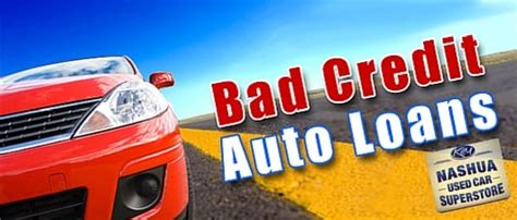 nashua  car superstore apply  bad credit auto