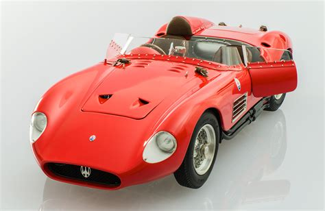 maserati model car maserati 300s handmade by cmc model cars racing heroes