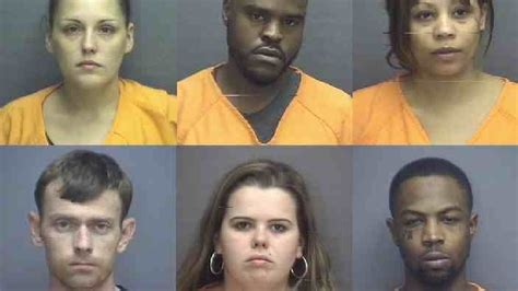 Pittsylvania County Arrest Records Pittsylvania County Sheriff S Office Arrests 6 In
