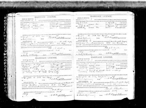 Idaho Marriage Records Humphrey Susan R B 29 Dec 1857 Scotland County Missouri Usa D 24 Oct 1940