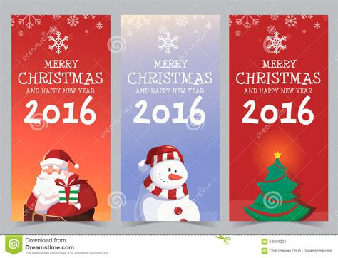 banner design happy new year happy new year 2016 banner design stock vector image