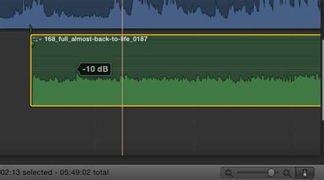 final cut pro music fcp x audio tutorial part 2 using final cut pro x s audio