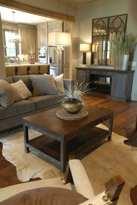 rustic contemporary decor top 5 living room design ideas