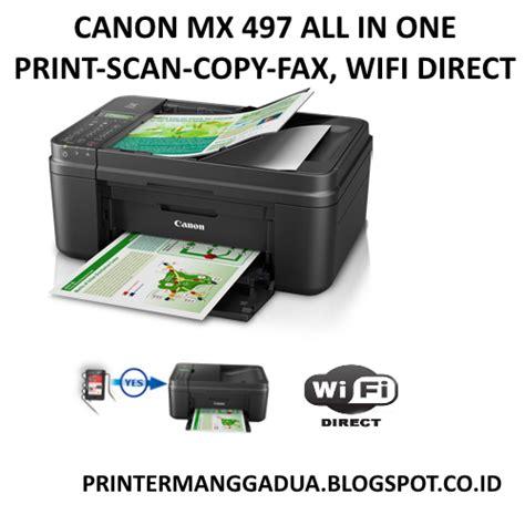 Printer Murah Canon printer canon mx497 harga murah glodok manggadua jakarta glodok printer
