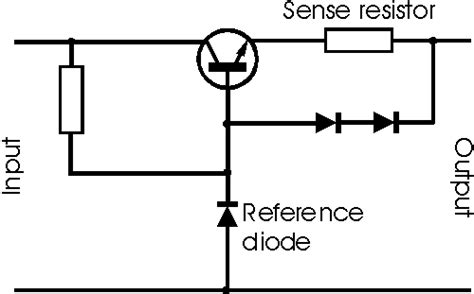 current limiting resistor in power supply power supply current limiter circuit radio electronics
