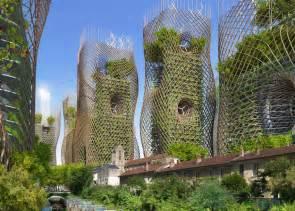 Eco Friendly Architecture Concept Ideas Top 10 Des Photos De En 2050 Par L Architecte Vincent Callebaut Topito