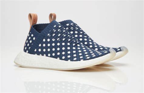 Premium Adidas Nmd Cs2 Polkadot Navy polka dots all this upcoming adidas nmd city sock 2