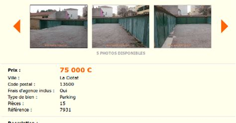 Acheter Des Garages by Comment Acheter Des Garages En Viager