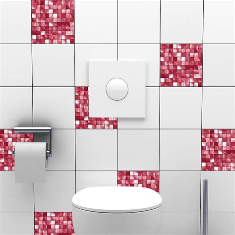 tile stickers mosaic tile stickers by spin collective notonthehighstreet