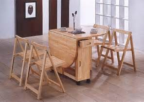 Folding kitchen table and 4 chairs home designs wallpapers