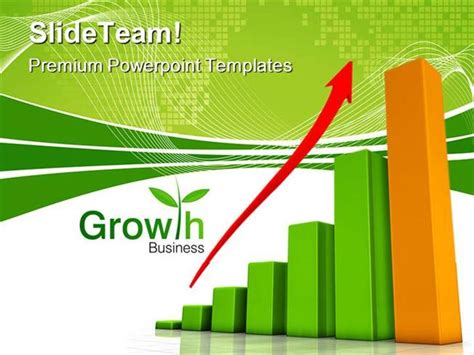 ppt templates for growth growth chart business powerpoint templates and powerpoint