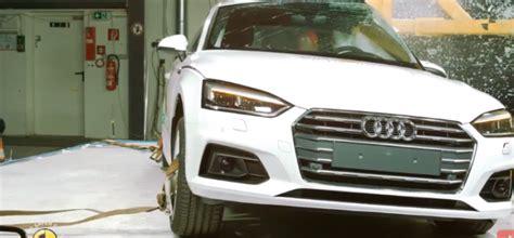 Audi A5 Crashtest by 2017 Audi A4 Audi A5 Crash Test Rating Dpccars
