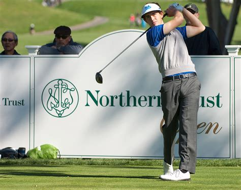 past and present ucla golfers compete in the northern