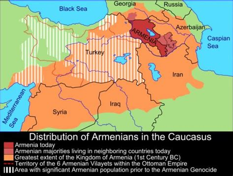 ottoman population 100 years ago 1 5 million christian armenians were