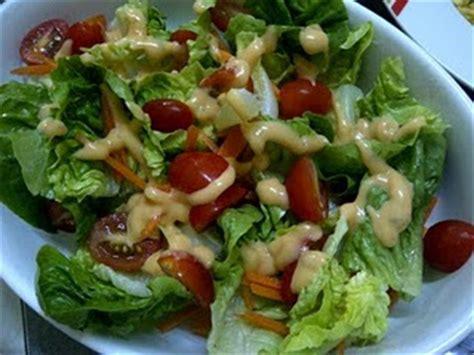 resepi membuat salad sayur topmum asam pedas ikan pari