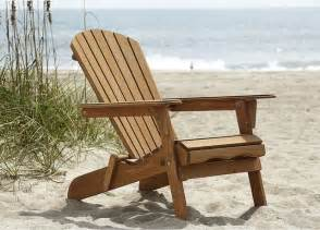 Wicker Reclining Patio Chair Country Living Adirondack Chair Natural Traditional