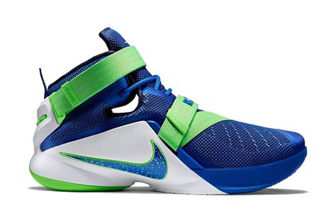 nike zoom soldier 9 quot sprite quot hypebeast