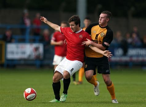 phil banister phil bannister callum byrne photos fc united of
