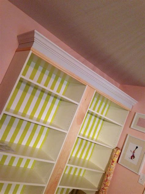 bookcase with crown molding true value gorgeous shiny things