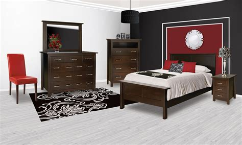 Burlington Bedroom Furniture Burlington Suite Amish Furniture Designed
