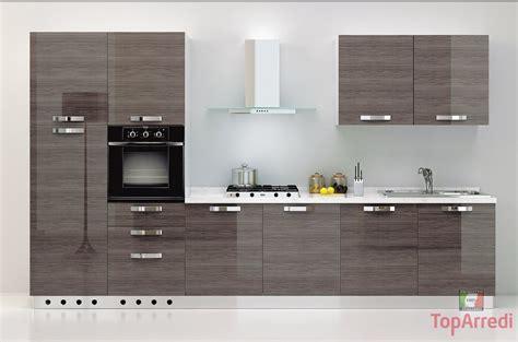 Cucine A U cucina moderna luna
