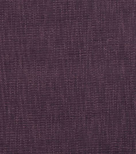 upholstery fabric richloom studio purple at joann