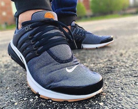 Nike Presto Woven Black Premium Original nike air presto premium institut lili fr