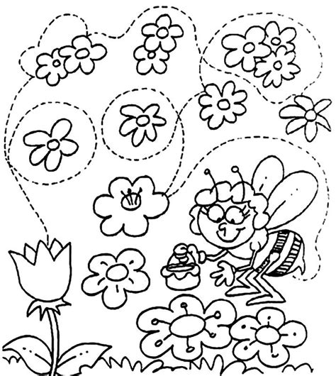 Spring Coloring Pages Printable Coloring Ville Springtime Printable Coloring Pages