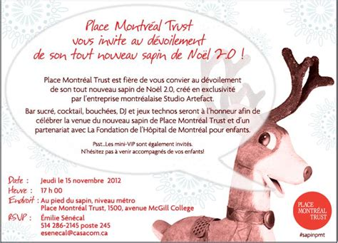 Exemple De Lettre D Invitation De Noel Modele Invitation Noel Entreprise Document