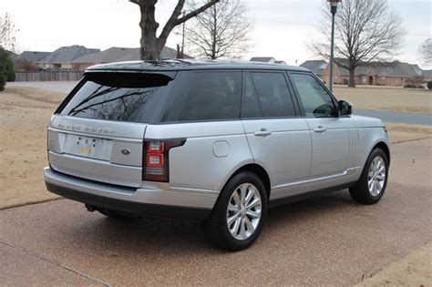 land rover range rover 2015 2015 land rover range rover hse supercharged price used