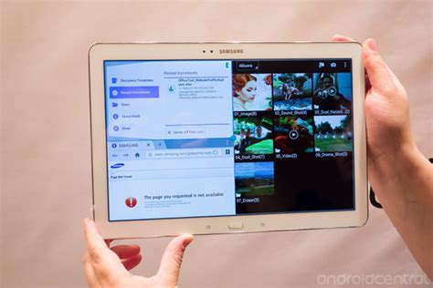 comparativa y tablet samsung samsung makes tablets more serious with the galaxy tabpro and galaxy notepro family noypigeeks