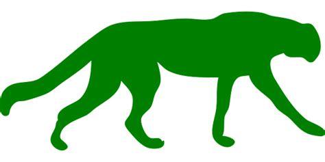 Kaos Choice Foods Siluet Store free vector graphic cheetah silhouette animal