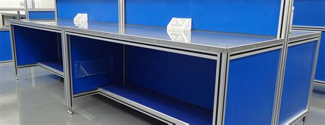 bench company profile mcs workbench and storage solutions aluminium profile