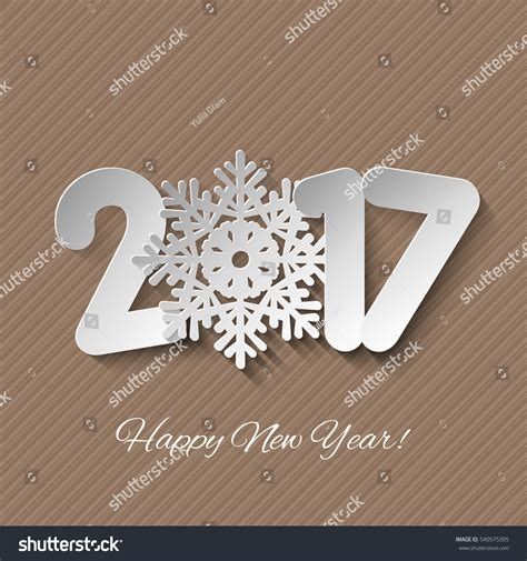 new year background paper happy new year 2017 background paper stock illustration
