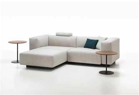 soft couch soft modular sofa by vitra stylepark