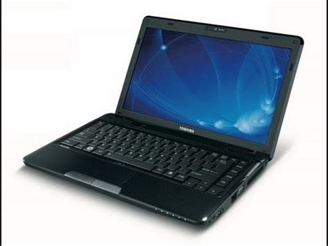 toshiba satellite c600