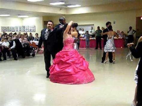 bailando el vals de quince a os quinceaneras waltz tiempo de vals at quinceanera youtube