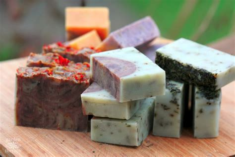 Beautiful Handmade Soap - cold process all handmade soap