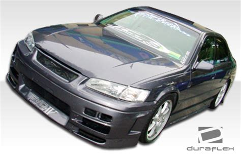 2001 Toyota Camry Front Bumper 1997 2001 Toyota Camry Duraflex Evo 4 Front Bumper Cover