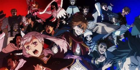 6 Anime Op by Black Clover S New Opening Ending Theme Here
