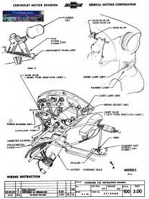 55 chevy color wiring diagram get free image about