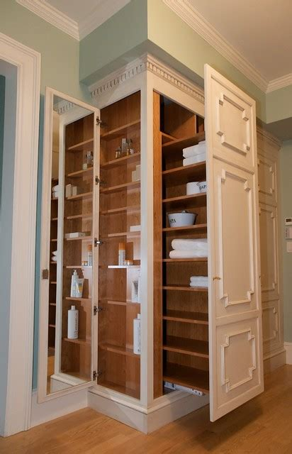 Built In Wall Closets by Chestnut Hill Built In Wall Storage Traditional Closet