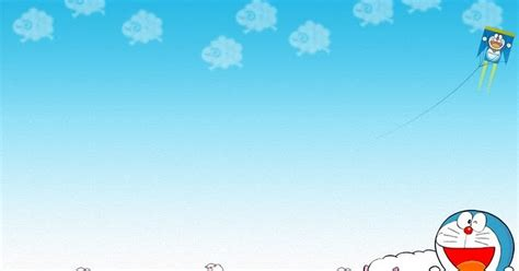 wallpaper doraemon warna biru background doraemon powerpoint gallery wallpaper and