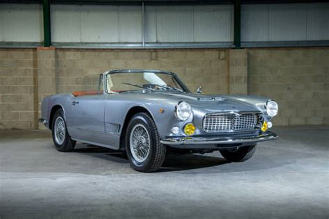 Maserati 3500 Gt For Sale by Maserati 3500 Gt Vignale Spyder For Sale 1960 On Car And