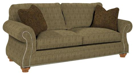 Broyhill Laramie Olive Queen Goodnight Sleeper Sofa With Broyhill Laramie Sleeper Sofa