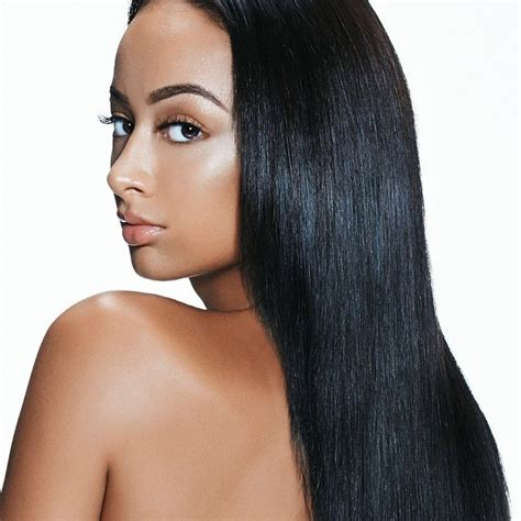 draya michele real hair length hype chat draya talks tresses hair line staying fit