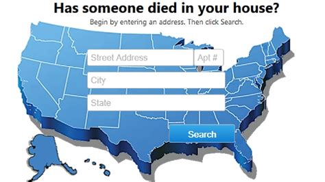 has anyone died in my house has anyone died in my house 28 images creepy website diedinhouse tells you if