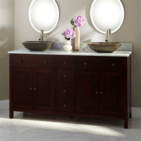 Two Vanities In Bathroom 25 Sink Bathroom Vanities Design Ideas With Images Magment